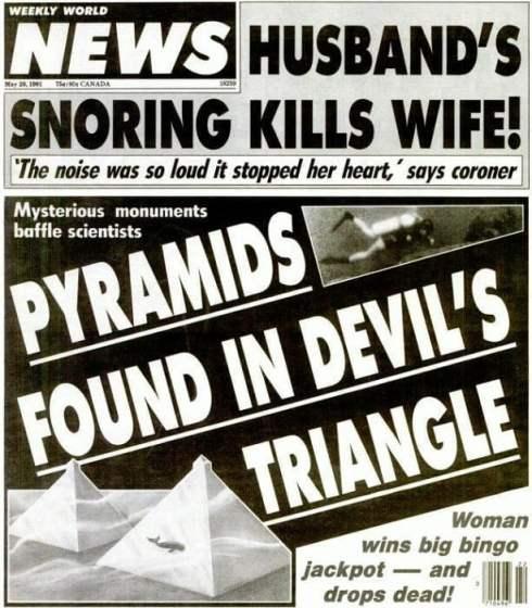حقيقة إكتشاف أهرامات زجاجية تحت الماء في مثلث برمودا 3