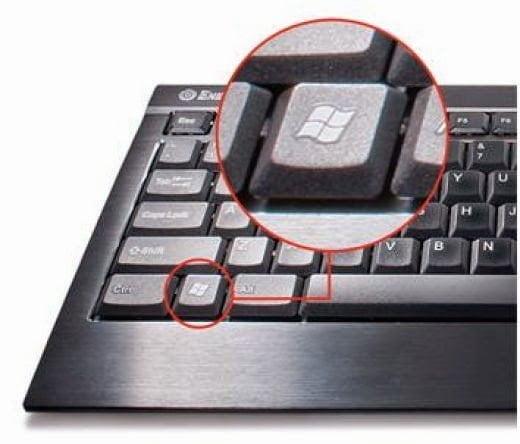 اختصارات زر ويندوز في لوحة مفاتيحك (29 اختصار) 1