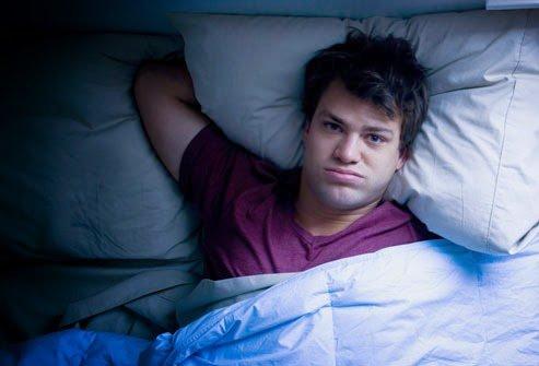 8 أشياء يجب ألا تفعلها قبل نومك 1