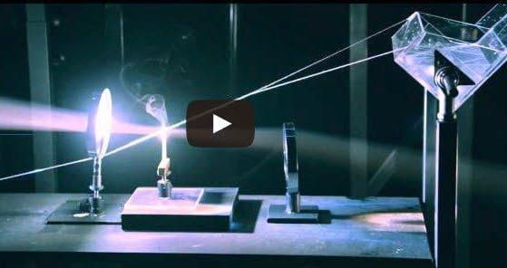فيديو : شاهد القوة الخفية للضوء 2