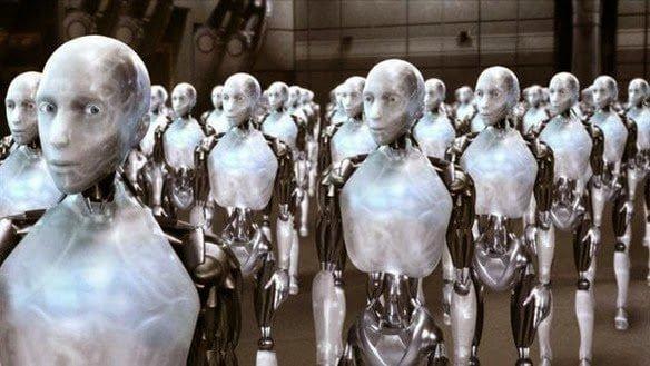 دراسة : الروبوتات ستقضي على مستقبل العديد من الوظائف في القريب العاجل 1