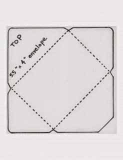 كيف تصنع ظرف من الورق بسيط وجميل - بالصور 9