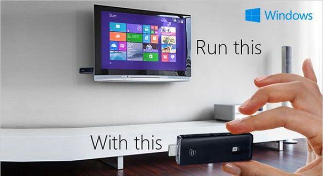 أجهزة كمبيوتر مصغرة ( Stick PC ) بحجم الإصبع تغزو الأسواق 4