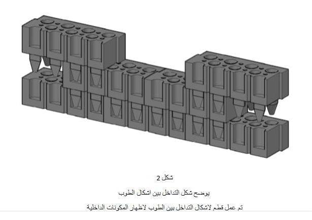 الطوب المخروطي بناء أقوى في زمن أقل 3