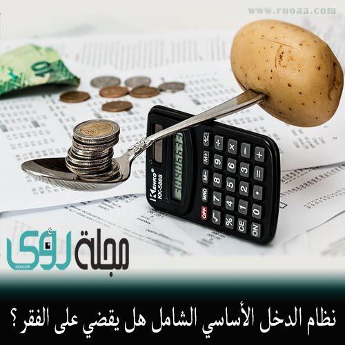 الدخل الأساسي الشامل (UBI: يو بي آي) هل يمحو الفقر من العالم؟ 5