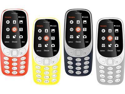 تعرف على مواصفات هاتف نوكيا 3310 الجديد 2