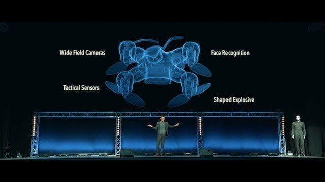 روبوتات قاتلة Slaghterbots : فيلم قصير عن الذكاء الإصطناعي 5