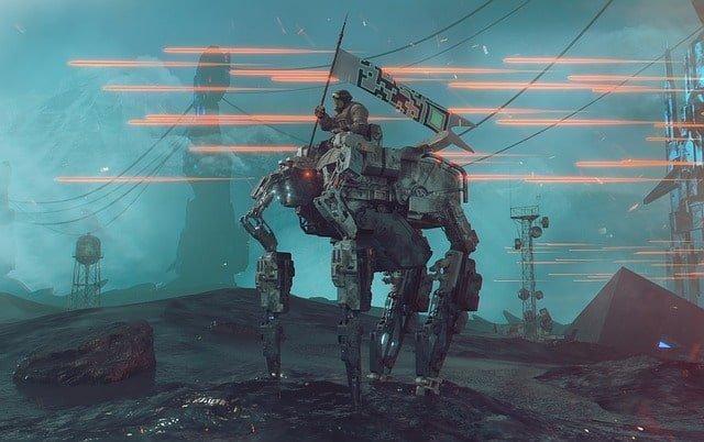 هل يستطيع البشر الإنتصار على الروبوتات في حرب مباشرة ؟ 5