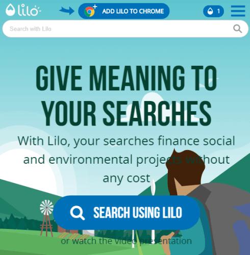 إيكوسيا : محرك بحث يغرس شجرة مقابل كل عملية بحث تقوم بها ! 3