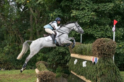 Rupert Gibson Photography - Equestrian - 03 - Kitty King riding Vendredi Biats XC