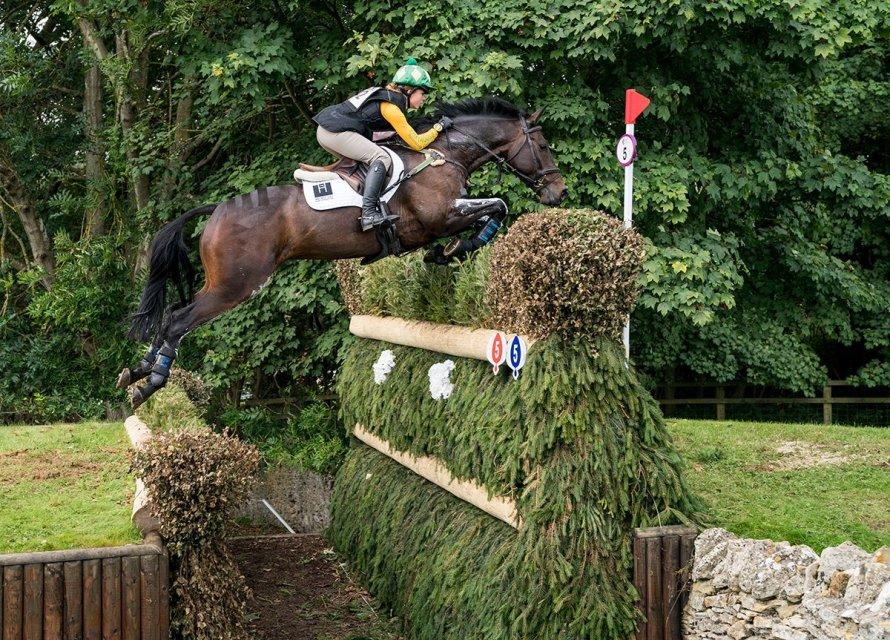 Rupert Gibson Photography - Equestrian - 04 - Nicky Hill riding MGH Bingo Boy