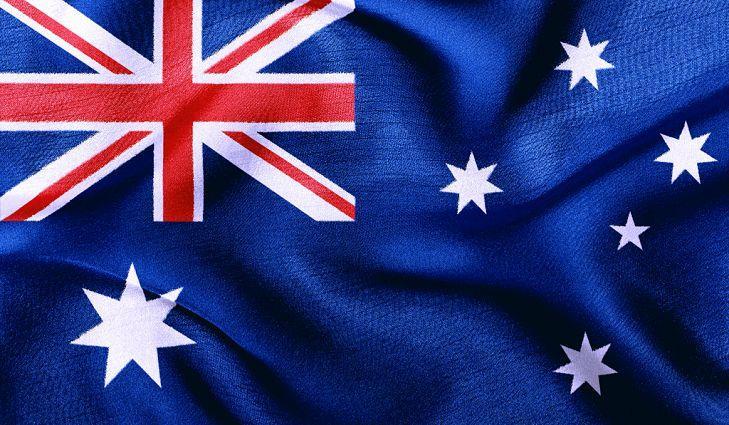 Australia Flag 2