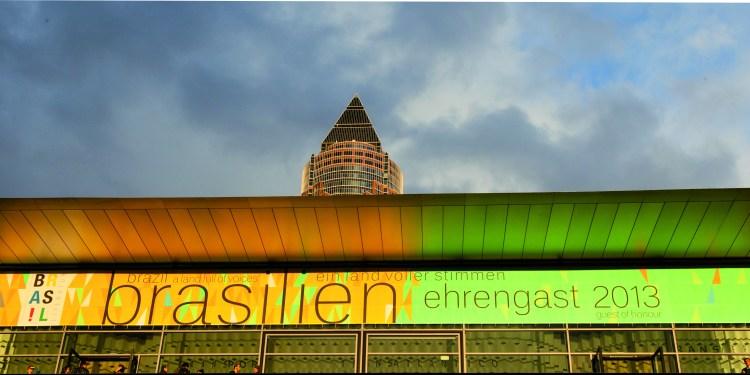 Zuckerhut in Frankfurt. Foto: Marc Jacquemin/Frankfurter Buchmesse