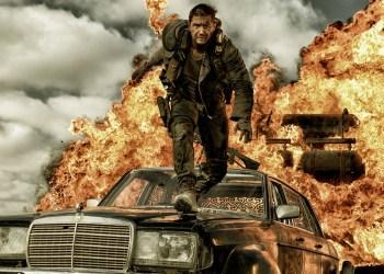 """Mad Max"" in Aktion. Bild: Jasin Boland/Warner Bros."