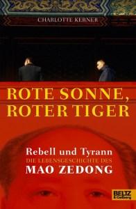 Das Buchcover von Kerners Mao-Biografie – erst die zweite deutschsprachige. Bild: Beltz und Gelberg