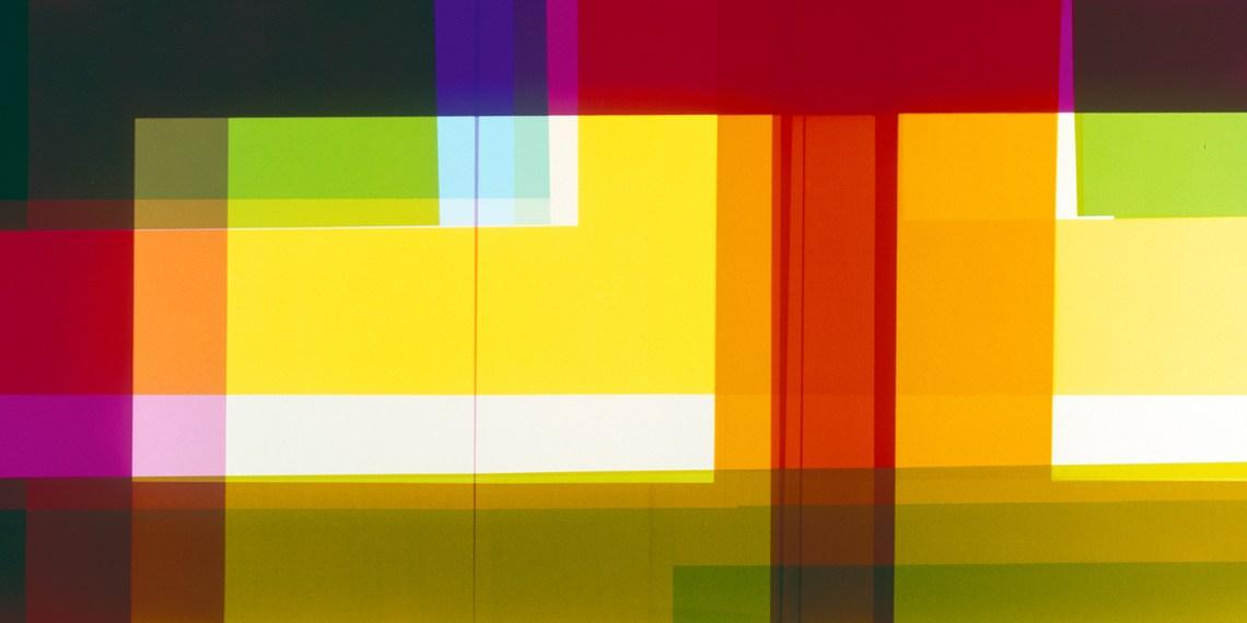 "Hanno Otten: ""Lichtbild 149"" (2003), C-Print Bild: © courtesy the artist"