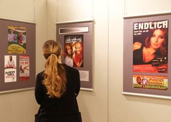 Kauf mich?! Frauen und Männer in der Werbung. Bild: Pressebild Stadt Heidelberg
