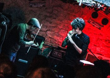 Christian Palmer begeisterte das Publikum mit seinen Beatbox-Künsten. (Bild: Lennart Hieke)