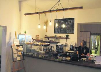 Nicht nur für Tee-Trinker: Das Konomi in der Plöck. Bild: Maren Kaps