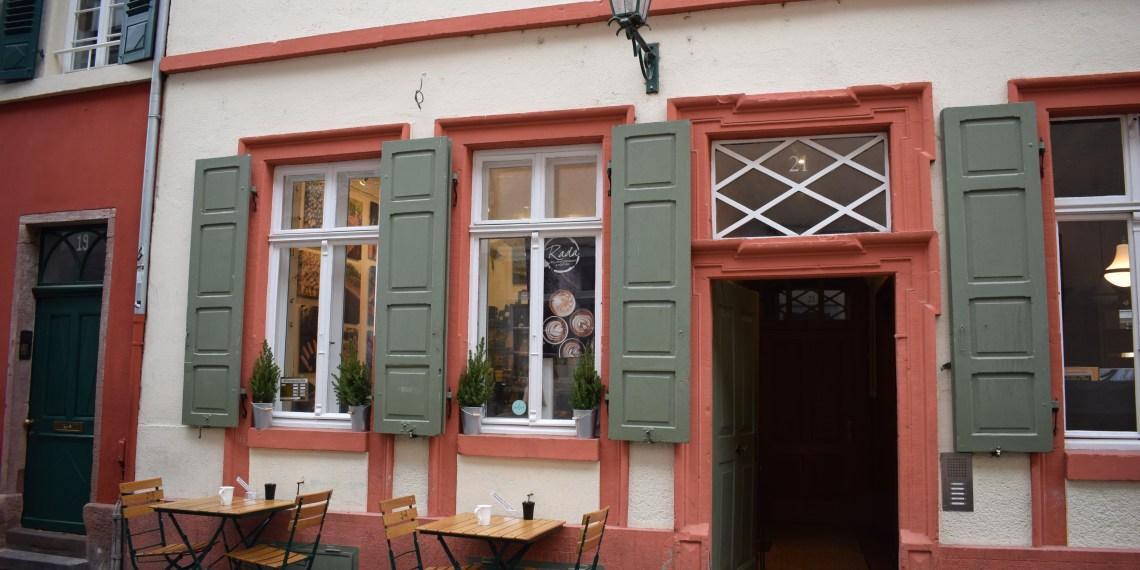"""Das """"rada"""" in der Unteren Straße. Bild: Tillmann Heise"""