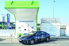 Freie Fahrt für Wasserstoff