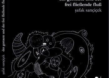 Das Cover des Lyrikbandes. Bild: Brot und Kunst Verlag