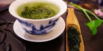 Epigenetik hilft: Grüner Tee soll gut für die Gesundheit sein. Bild: appledeng, Pixabay