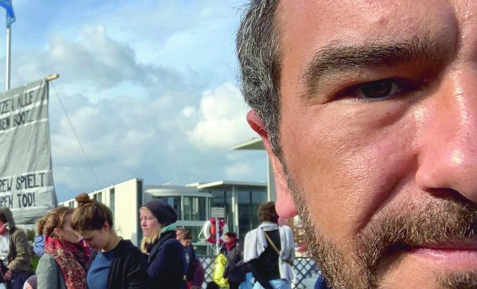 Robin Celikates ist Professor für Praktische Philosophie an der Freien Universität Berlin  Foto: privat
