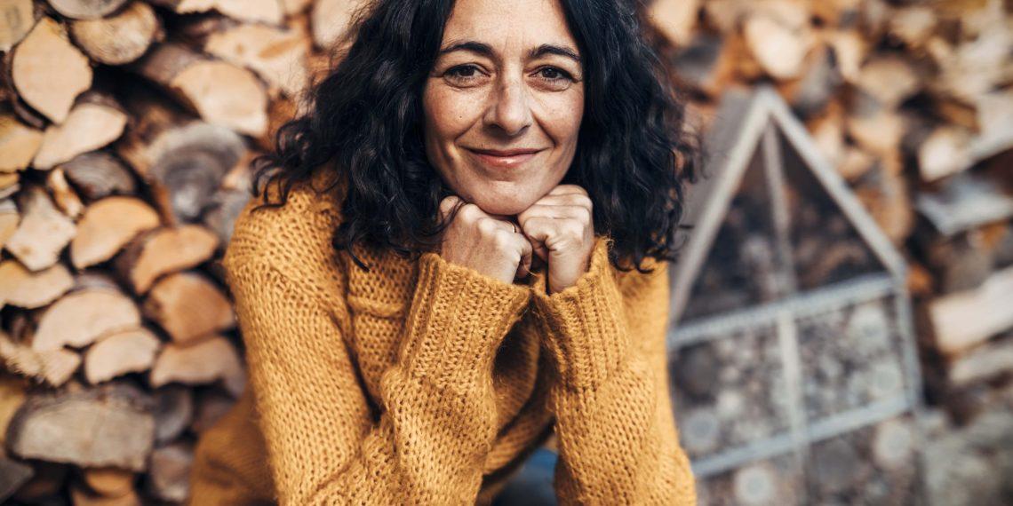 Sandra Krautwaschl lebt mit ihrer Familie seit zehn Jahren plastikfrei. Foto: Konstantin Reyer