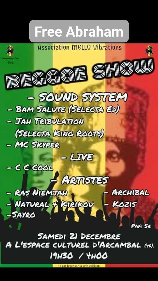 Reggae Show 🗓