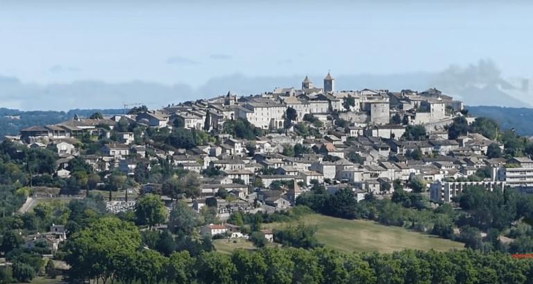 Un nouveau projet d'habitat partagé à Lauzerte dans le Tarn et Garonne