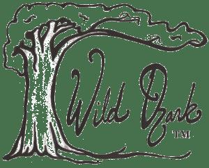B&W Wild Ozark Logo