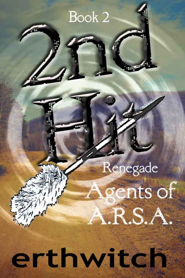 2nd Hit, book 2 in the Renegade trilogy