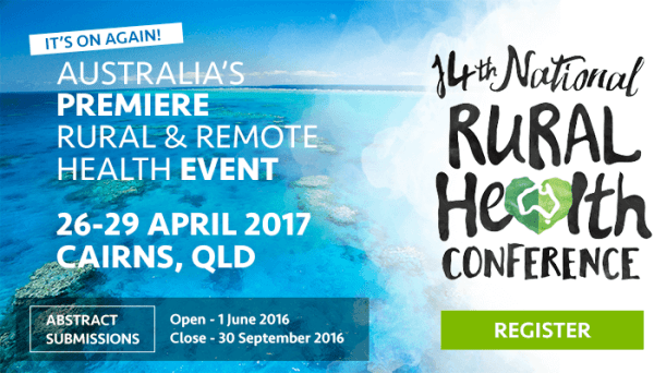 National Rural Health Conferences | ruralhealth.org.au