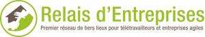 Logo Relais d'Entreprises Horizontal