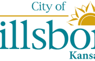 Second graders from Hillsboro Elementary visited City Hall