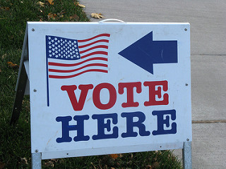 Take Action: Vote in the Midterm Elections