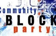 Community Block Party event