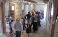 Labor Day weekend Quilt Display and Barn dance event