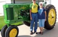 McPherson Healthcare Foundation Auction announced the winners of the tractor raffle