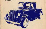 Bulher's Blue Truck Vintage Market Event on October 29