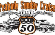 The Peabody Sunday Cruise took place on October 23