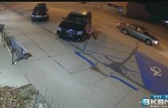 Suspect arrested for vandalism on City of Goddard vehicle