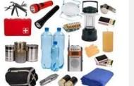 Prepare emergency supplies for spring storm season