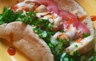 No-Heat Shawarma with Shrimp or Rotisserie Chicken