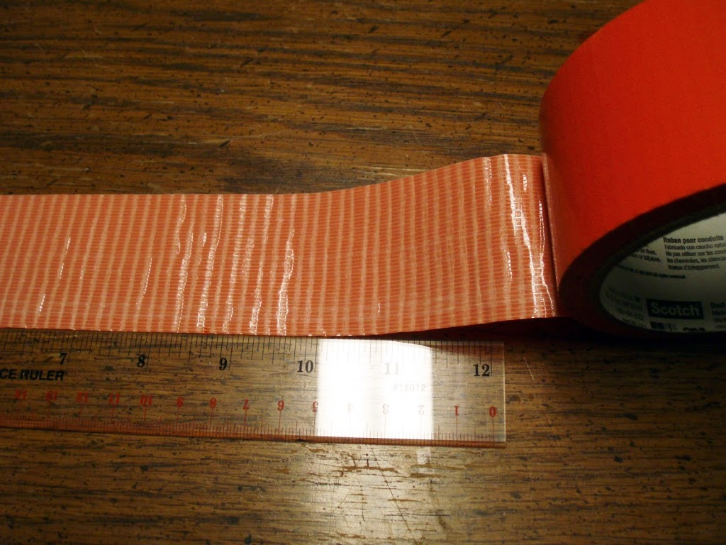 Duct tape crafts kits - Duct Tape Mini First Aid Kit Roll