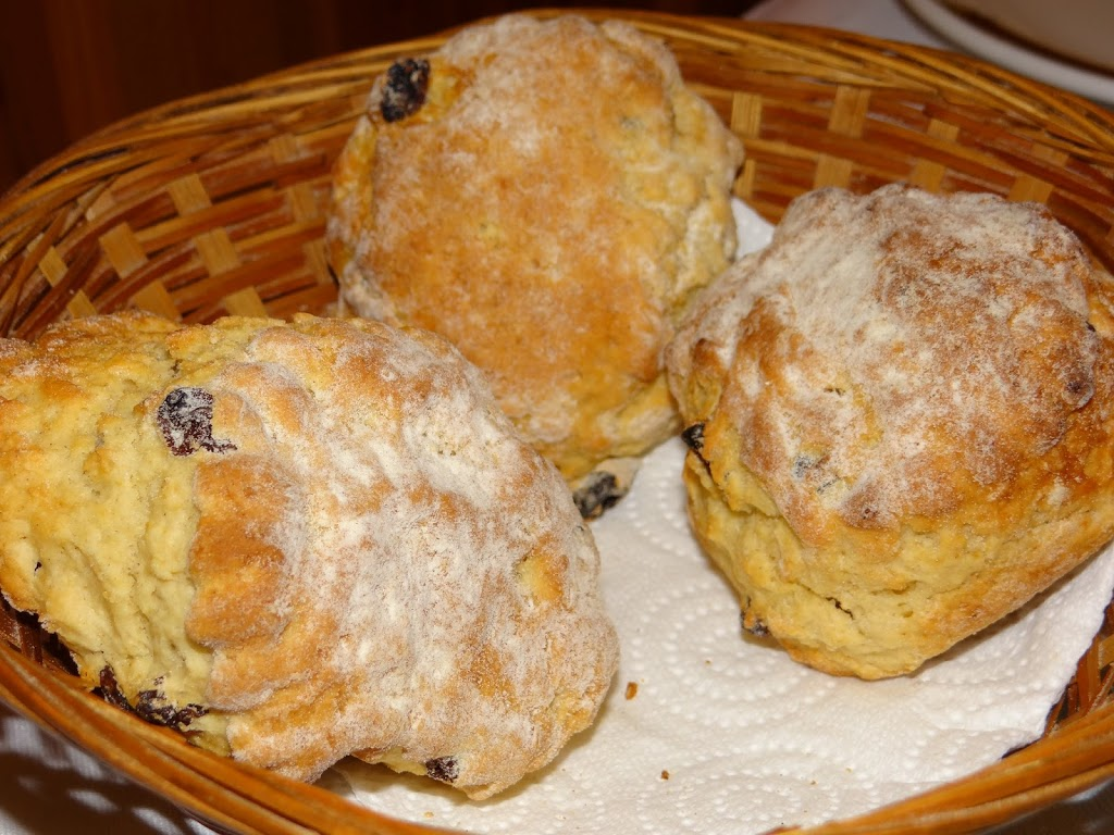 Sweet Irish Breakfast Scones #Recipe
