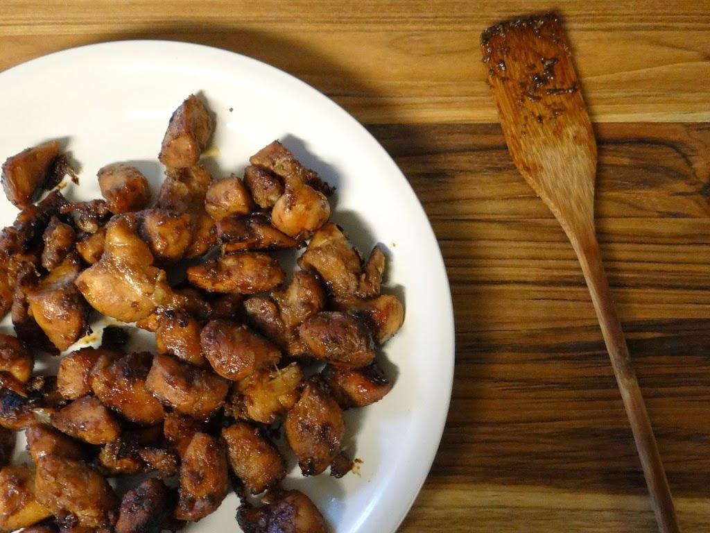 Quick & Easy Bourbon Street Chicken #Recipe