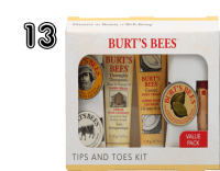 Burt's Bee's Tips and Toes - Unique Gift Ideas for Teens | 2014 Rural Mom Holiday Guide