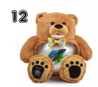 Teddy Tank - Unique Gift Ideas for Teens | 2014 Rural Mom Holiday Guide